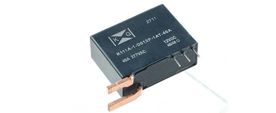 Miniature High-Power Latching Relay