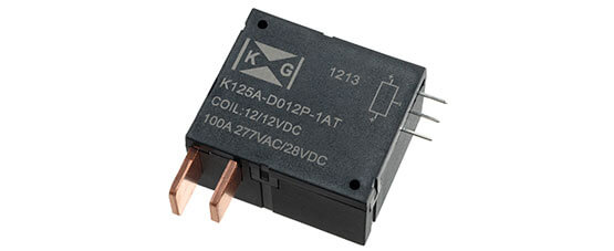 100A Latching Relay