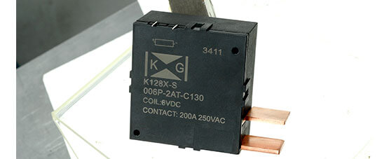 200A Power Latching Relay