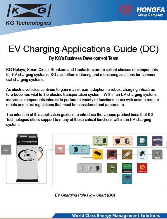 EV Charging Applications Guide